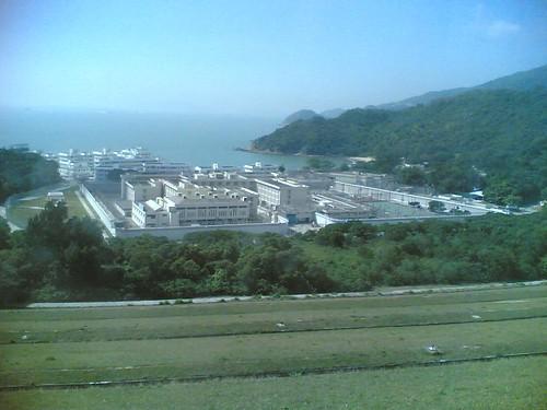 Prison in Lantau Island