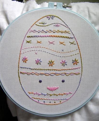 egg sampler