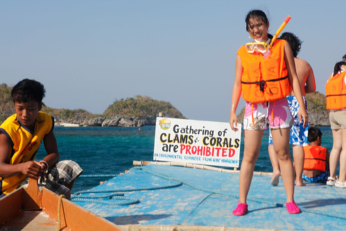 Hundred Islands: Snorkling Point