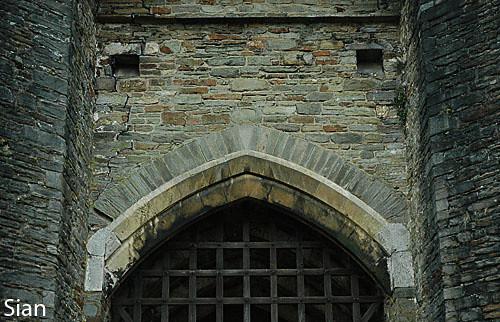castle-face