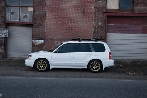 Winter wheels need paint. - Subaru Forester Owners Forum