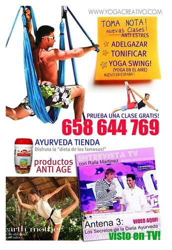 AYURVEDA MADRID CLASES Y TALLERES
