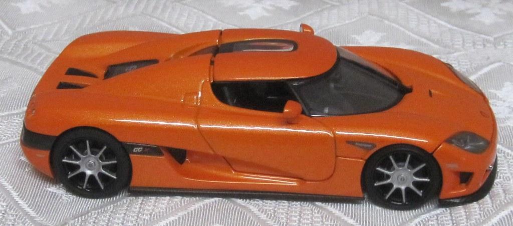 2006 Koenigsegg CCX  right