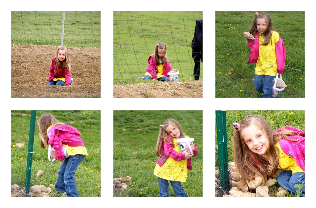 Grace/Garden Collage