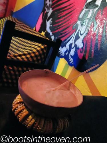 Chicha - fermented corn drink