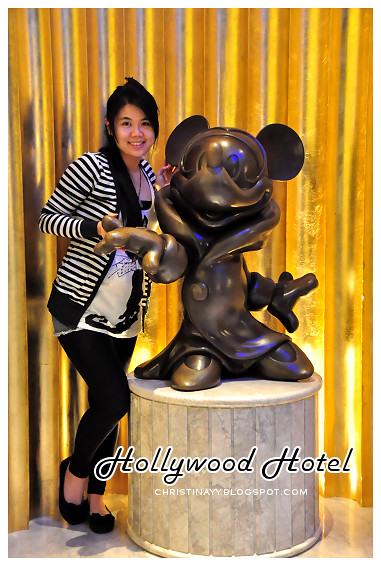 Hong Kong Trip Day 1: Hollywood Hotel