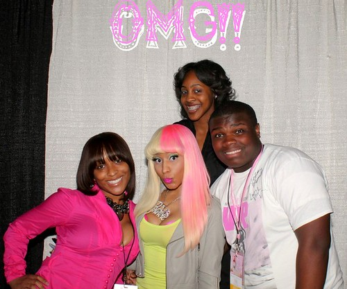 Me and Nicki minaj !! edit