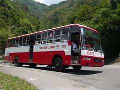 Victory Liner 1018 (bentong 6) Tags: nissan diesel victory 1018 dagupan liner roxas cvl partex