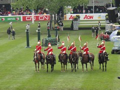 Spruce Meadows National 2011 - Ceremony presentation