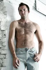 Mark (Violentz) Tags: shirtless portrait man male guy mark