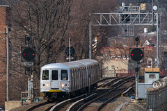 B&O Heritage (jameshouse473) Tags: sir sirt bo tottenville staten island subway mta cpl local