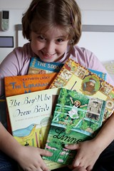 loving the picture books