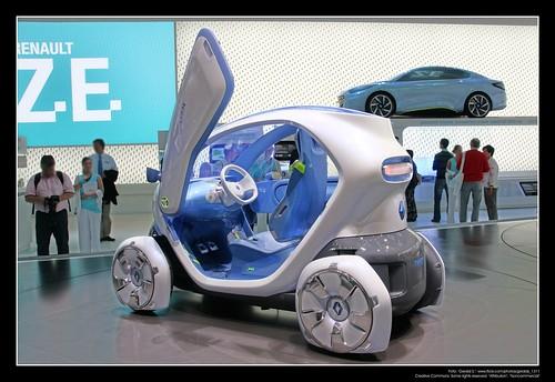 2009 Renault Zoe Ze Concept. 2009 Renault Twizy Z.E. Concept (01)