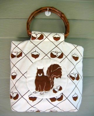 Marushka - squirrel bag
