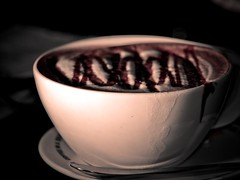 Chocolat () Tags: hot chocolate sydney australia olympus 2009 chocolat maxbrenner   40150mm  e520