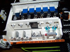 LEGO Mars Mission Cargo/Carrier WIP - Crew Quarters (Slayerdread) Tags: ship lego space wip moc marsmission