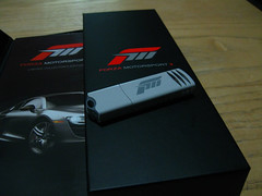 Forza 3 LCE unboxing.