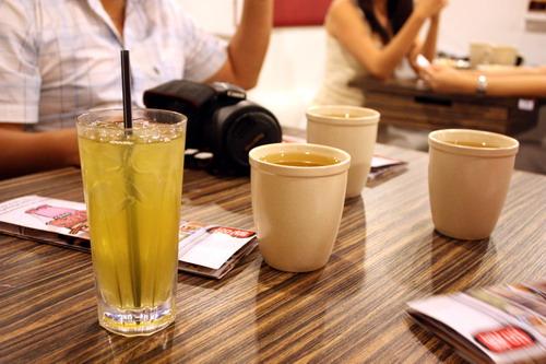 Japin Japanese tea
