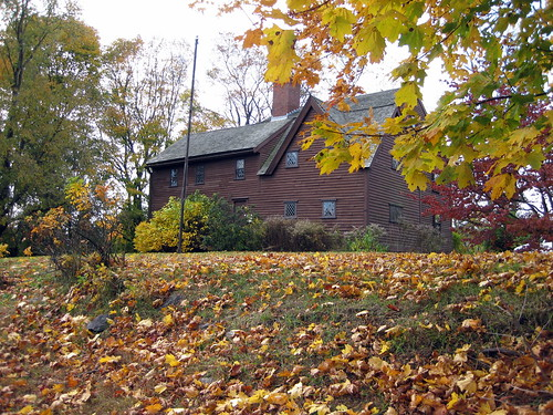 Balch House: Beverly, Massachusetts by Elizabeth Thomsen, on Flickr