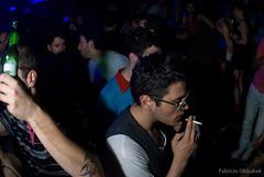 Des Animaux 30-10 - feat. Justin Robertson @Crobar (Fabricio Obljubek) Tags: justin party fiesta crew robertson crobar desanimaux newregrets resisfuckedup fabricioobljubek
