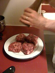lamb necks!