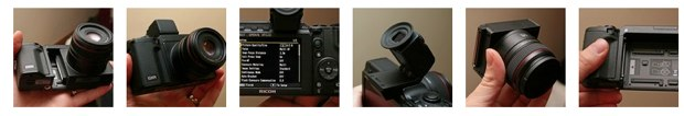 Ricoh GXR digital camera -- First Look review at Pocket-Lint