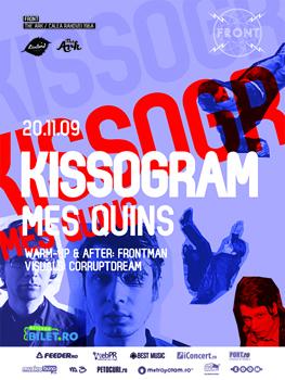 Kissogram & Mes Quins