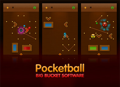Awesome iPhone Game - Pocketball!