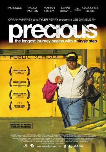 Precious (2009) poster 4