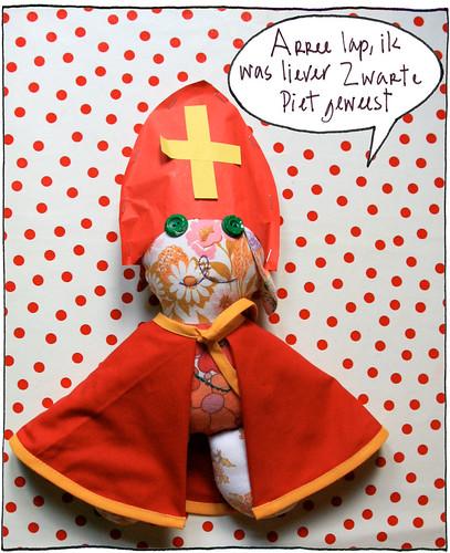 Sinterklaaskonijn
