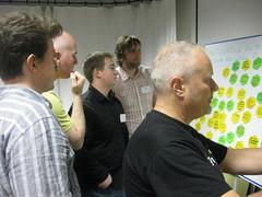 Erskine Social (Simon Collison) Tags: nottingham forum workshop commissioning erskine lvt broadwaymediacentre erskinesocials weallhavethesameproblem logovisualthinking