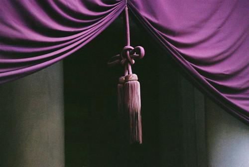 歌舞伎座'09.11.幕と房