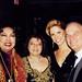 Congresswoman Diane Watson, Carmelita Pittman, Thomas & Ana Paula Ford