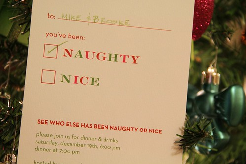 The Naughty List