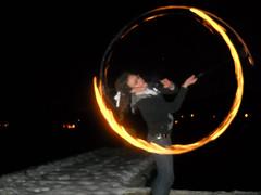 Maxine spins poi10 (fenwic89fd) Tags: fire sam flame poi maxine fireeater