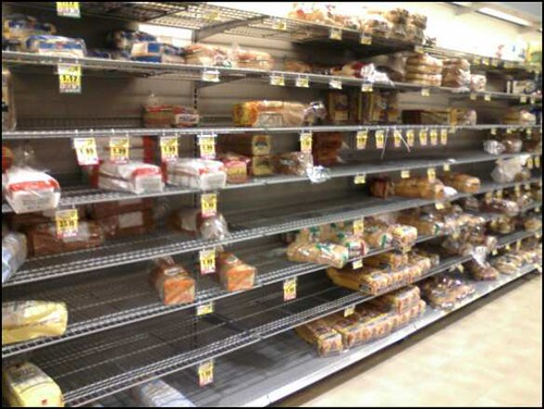 Harris Teeter bread isle