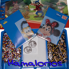 'Unboxing' del pack Mickey & Friends