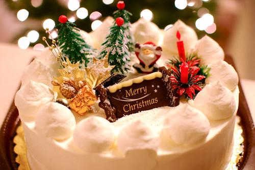 フリー画像| 食べ物| スイーツ/お菓子| ケーキ| クリスマス|       フリー素材|