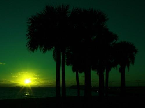 Gandy Sunset