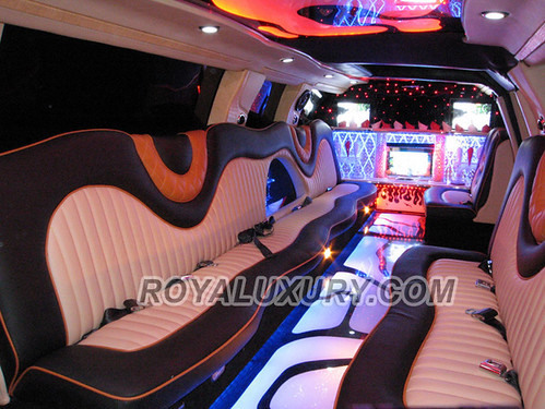 f 350 limo. super Audi+q7+limo+inside
