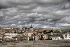 COBEA - MADRID (SPAIN) (ABUELA PINOCHO ) Tags: madrid panorama espaa spain pueblo paisaje nubes mouseion cobea goldenphotographer citrit goldstaraward artofatmosphere