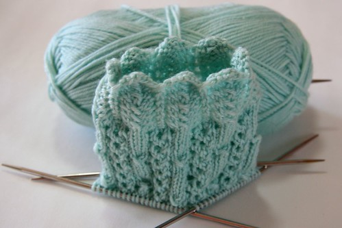 Easy Fancy Knitting Stitches : Vickilicious Knits: For the love of Nancy Bush
