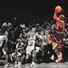 Michael Jordan vs John Starks