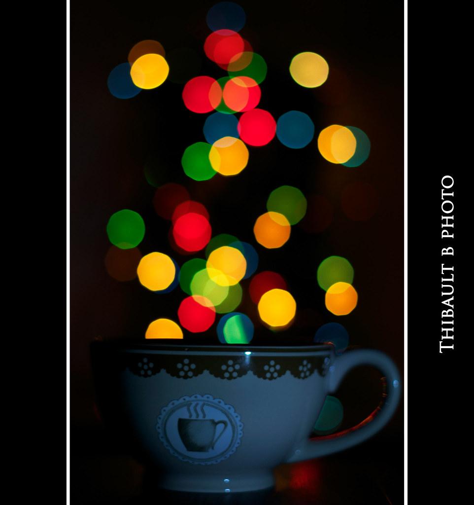 Have a cup of bokeh!