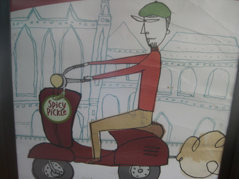 Pickle Rider