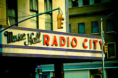 Music Hall, Radio City, NYC
