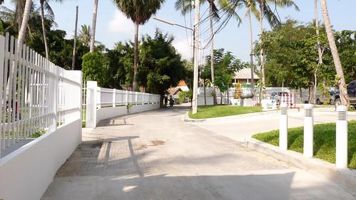 Koh Samui Chaweng beach North end コサムイ チャウエンビーチ 北端10