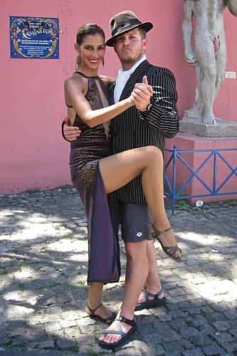 Jeff & the Tango Dancer