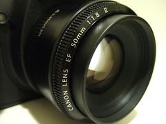 Canon EF 50mm F 1.8II 入手