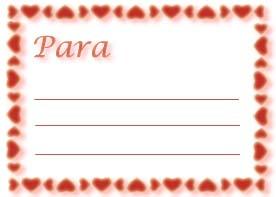 descargar e imprimir tarjetas de san valentin